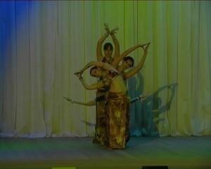 Трайбл-фьюжн от танцевальной студии Воронежа Pandora Tribe 4