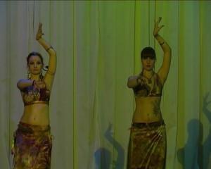 Трайбл-фьюжн от танцевальной студии Воронежа Pandora Tribe 5