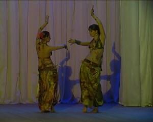 Трайбл-фьюжн от танцевальной студии Воронежа Pandora Tribe 3