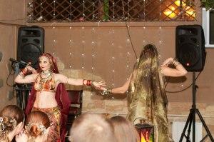 Рагумаи и Ариадна на трайбл-вечеринке в Москве 3