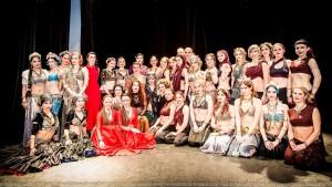 Pandora Tribe на Всероссийском Трайбл Фестивале в Москве