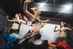 Трайбл-вечеринка Pandora Tribe - Балканский трайбл-фьюжн