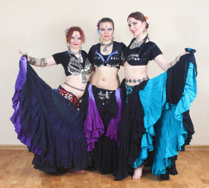American Tribal Style in Voronezh