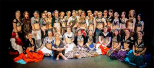 Pandora_Tribe на Всероссийском Трайбл Фестивале